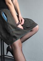 Spódnica MaLa, szara