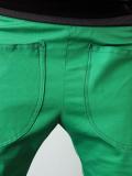 Spodnie NoBoTak zielone