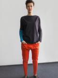 Spodnie BoNoBo pomarańczowe